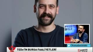 Fırat Emiroğlu Sunumuyla Konuş Benimle - Ramis Ceyhan TEDxBursa Organizatör