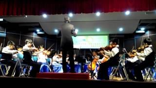 和新加波英華小學國際交流音樂會