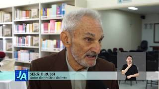 """Jornal Acontece -  Lançamento do Livro """"Escola de Pharmacia e Odontologia de Araraquara 1923 - 1955"""""""