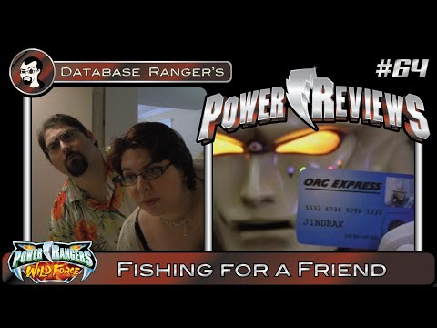 "Power Rangers Wild Force Episode 37: ""Fishing for a Friend"" - Database Ranger's Power Reviews 64"