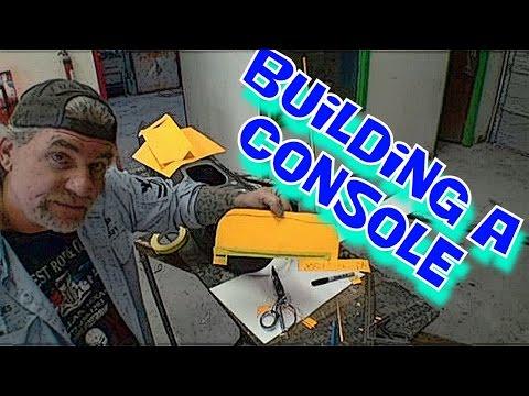 How To Make A Fiberglass Center Console-Part 2