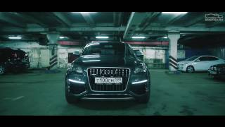 Тест драйв от Давидыча Audi Q7 V12 Patrick HellmannsmotraTV1047