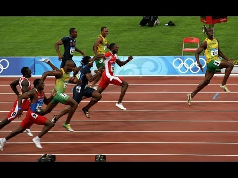Why is Usain Bolt So Fast?
