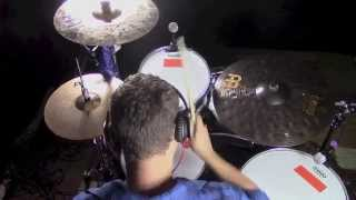Hollow Moon/Bad Wolf by AWOLNATION (Drum Cover) by Collin F