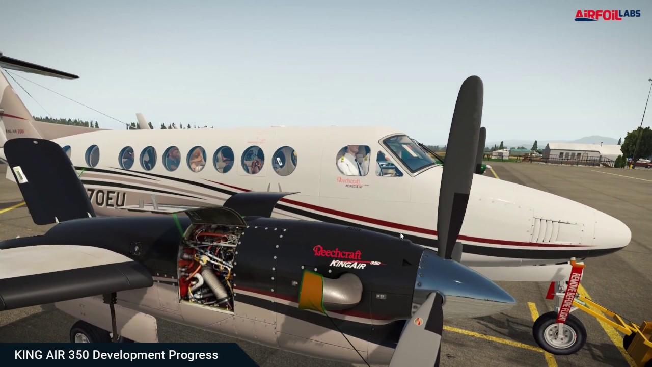 Airfoillabs   Realistic Flight simulators X-plane C172SP
