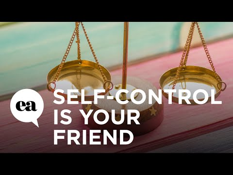 Self-Control Is Your Friend | Joyce Meyer