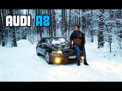 Cheap Rental - Audi A8 D2 2002 Review & Test Drive
