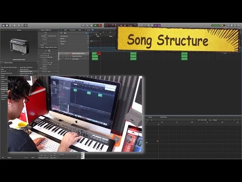 Building A Song Diary s2e2 - Song Structure
