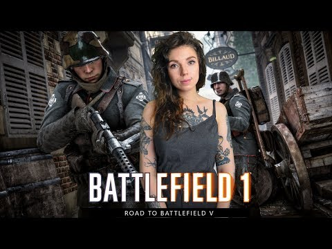 BATTLEFIELD 1 - ROAD TO BATTLEFIELD V - OPERATIONS, MIXED MAPS - PS 4 PRO GAMEPLAY thumbnail
