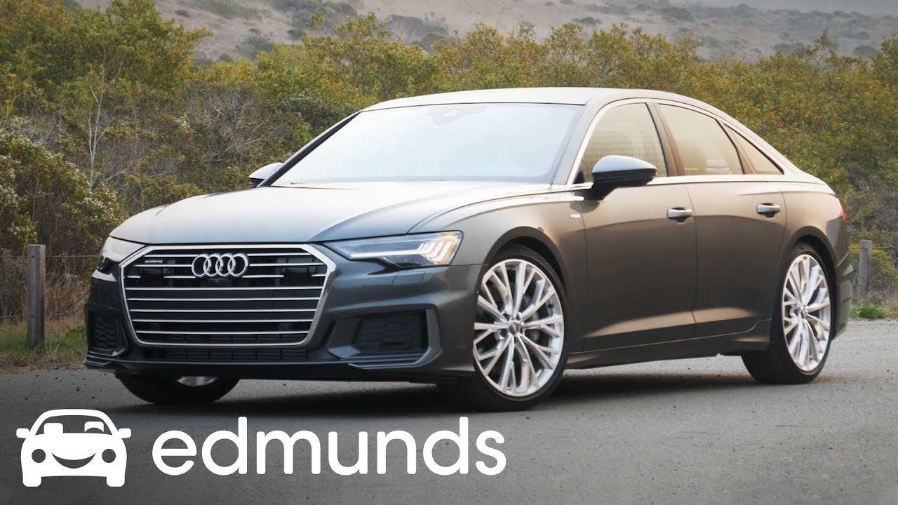 Why Should You Pick The 2019 Audi A6 Instead Of An Suv