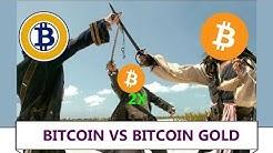 🏆 BITCOIN(Core) VS BITCOIN GOLD(BTG) VS BITCOIN (Segwit2x) ⚔️