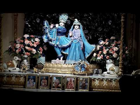 ISKCON SanDiego: Mangal Arati on 6/3/2017