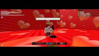 Love song music video roblox style