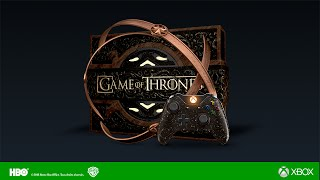 Découvrez la Xbox One Edition: Game Of Thrones