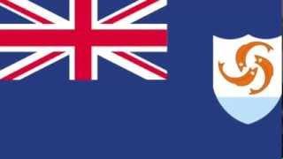New 世界の国旗 014 アンギラ