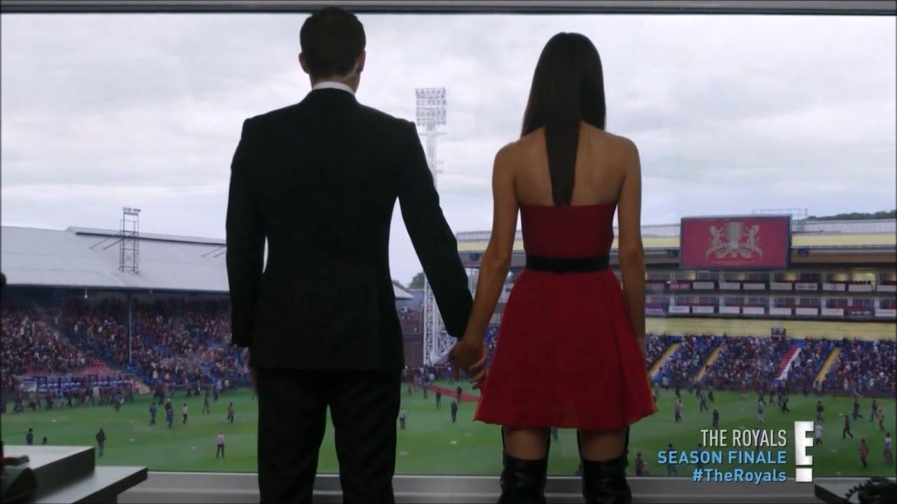 Download HD Jasper and Eleanor part 20 - The Royals 2x10