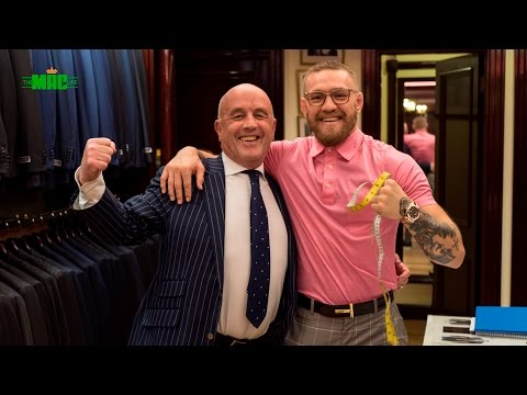 Conor McGregor visits old friend Louis Copeland before UFC 205: The Mac Life series 2