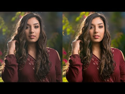 Make Your Photos Look Better! - Lightroom & Photoshop Retouching Tutorial to Make Your Portraits POP