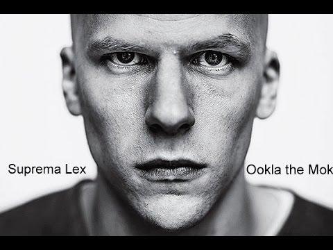 Ookla the Mok :  Suprema Lex Fan made