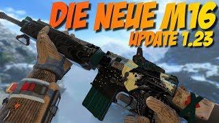 Die neue M16 ist schlecht... BO4 Update 1.23 und M16 Gameplay auf Deutsch