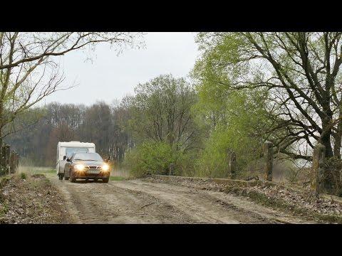 Тестовая поездка с караваном Невиядов -n126nt
