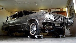 1964 Chevrolet Impala 283 Wagon Muscle Car Build And Restoration Project