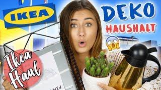 IKEA HAUL | DEKO + HAUSHALT 💥| Sara Isabel