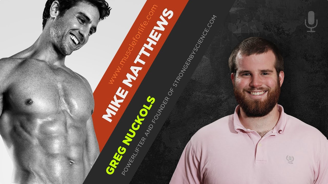 Greg Nuckols Answers: What's the Best Way to Build Muscle