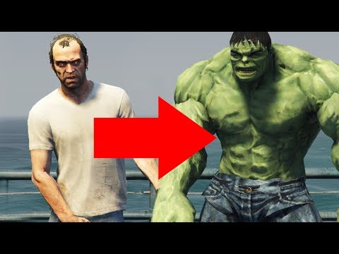 TREVOR Is Secretly THE HULK | GTA 5 #63 Funny Moments With Mods