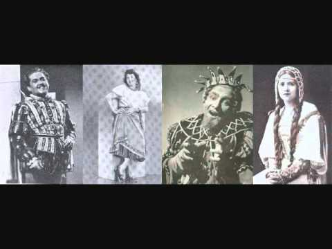 Björling-Warren-Sayão-Lipton- Bella figlia dell'amore (1945 live)