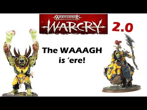 WARCRY 2.0 - Ironjawz have TEETH now!