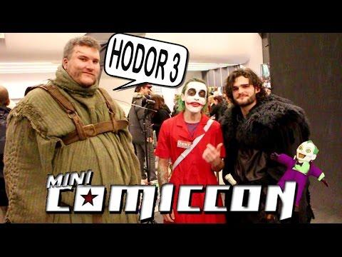 ZE JOKER - MINI COMICCON 2016 - EP 3