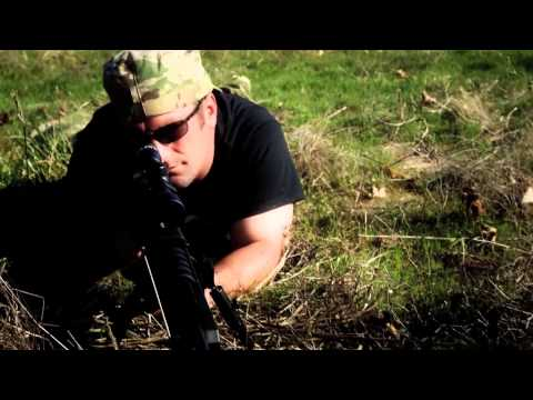 Black Ops Sniper Air Rifle