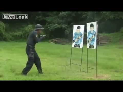 FULL South Korean SWAT shooting training 1