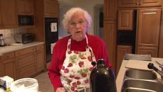 Nana's Delicious Swedish Dream Cookie!