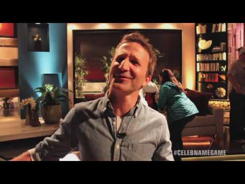 Breckin Meyer Can't Believe She Didn't know HARRISON FORD  Celebrity Name Game