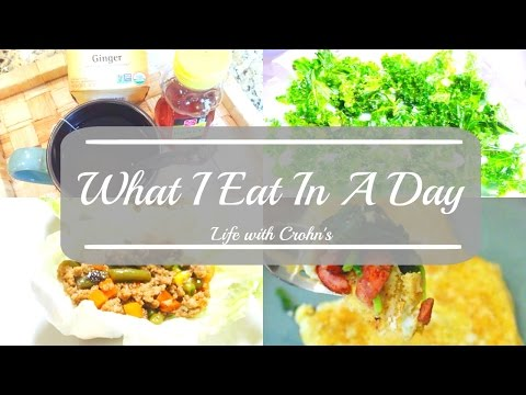 What I Eat In A Day I Life With Crohn's Episode 2