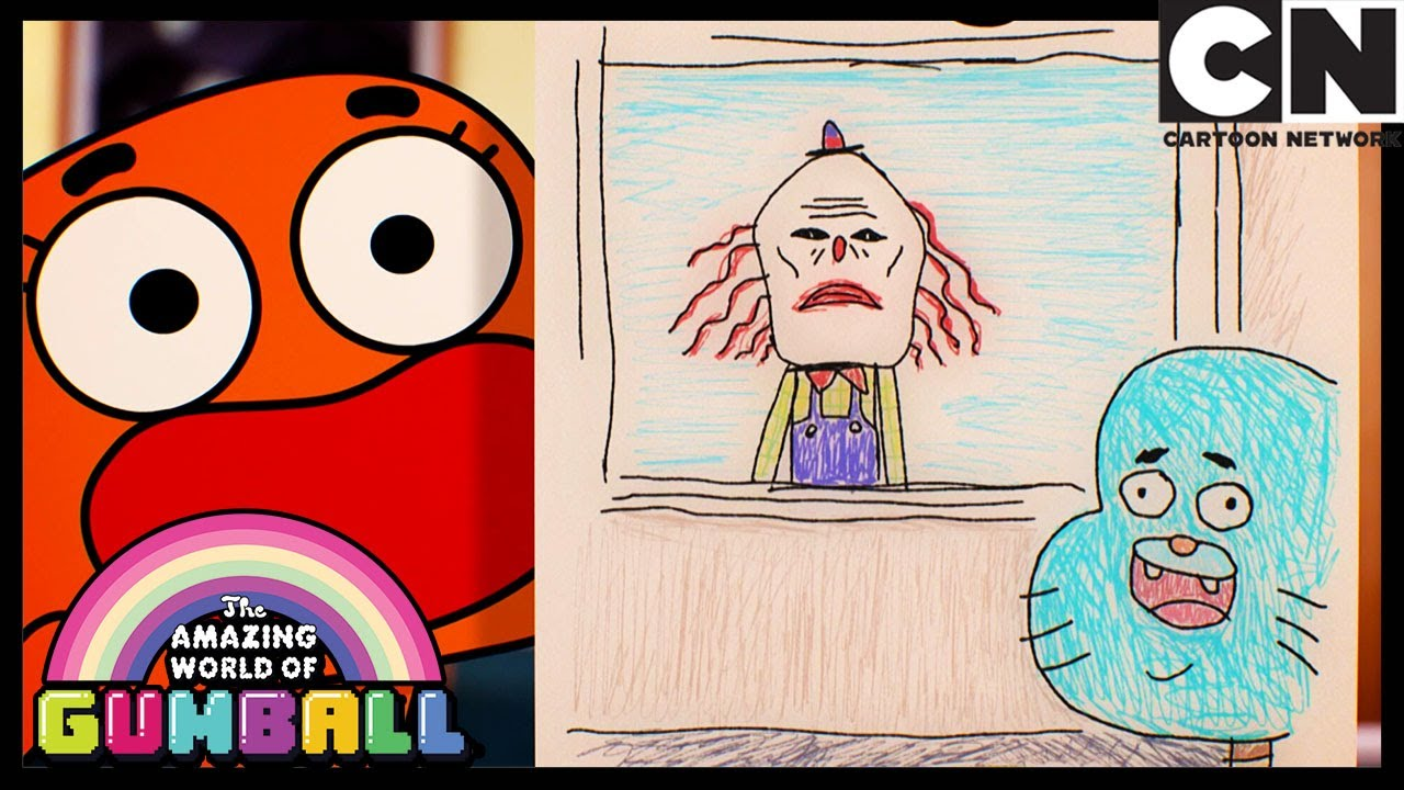 What Would You Do To Avoid Your Chores? | Gumball | Cartoon Network