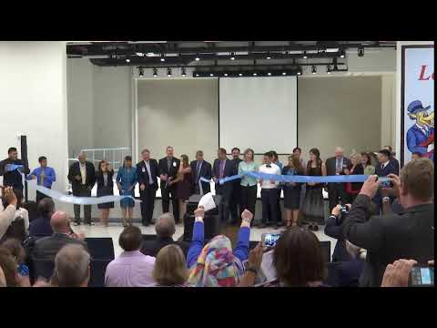 Ribbon-cutting held at Independence Nontraditional School - Prince