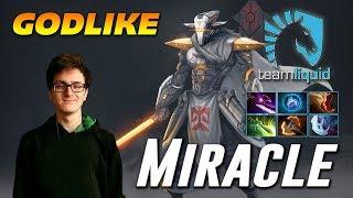 Miracle Juggernaut GODLIKE PRO Dota 2