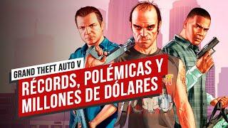 GTA 5: Récords, POLÉMICAS y MUCHOS MILLONES (de todo)
