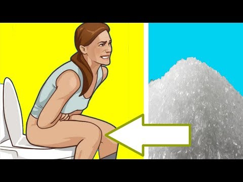 Colon Cleanse At Home | 2 Day Remove Tons Of Toxins From Your Body With Epsom Salt