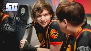 Meteos & Ssumday Join Ryu and Pr0lly on 100 Thieves | LoL esports