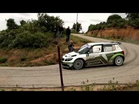 ERC 56° Tour De Corse-Giru Di Corsica 2013