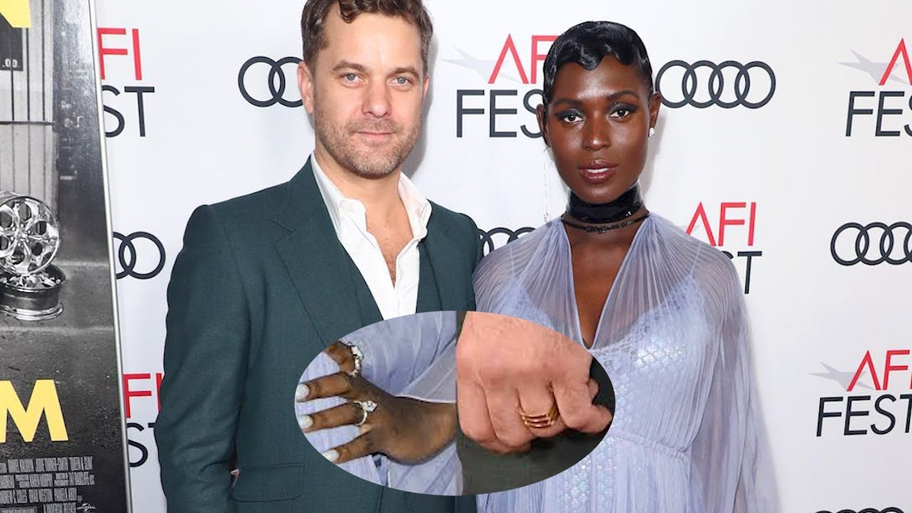 Surprise! Joshua Jackson and Jodie Turner-Smith are married