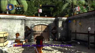 LEGO Pirates of the Caribbean: The Video Game - HD Gameplay
