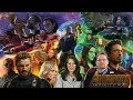 Marvel Studios' Avengers  Infinity War Official Trailer Reaction and Review
