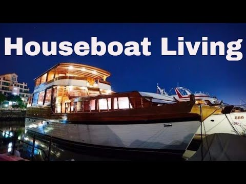 For Sale:  House Boat 866