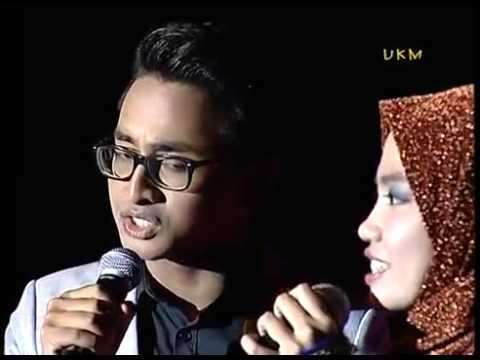 Di Sebalik Rahsia Cinta cover (Originally by Metropolitan) - Fadhli Hariz & Amalina Said
