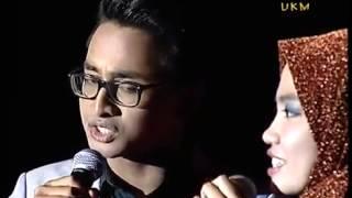Fadhli Hariz & Amalina Said - Di Sebalik Rahsia Cinta cover (Originally by Metropolitan)